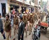 Delhi Violence: पूरे जोन में हाई अलर्ट, अधिकारी कर रहे पेट्रोलिंग Agra News