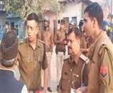 पांच हजार रुपये के चक्कर में जमकर फिंके पत्थर, सांप्रदायिक रंग पर दौड़ी पुलिस Agra News