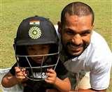 बेटे जोरावर को क्रिकेटर बनाने के लिए बेताब हैं शिखर धवन, 'गब्बर' ने खुद किया बड़ा ऐलान