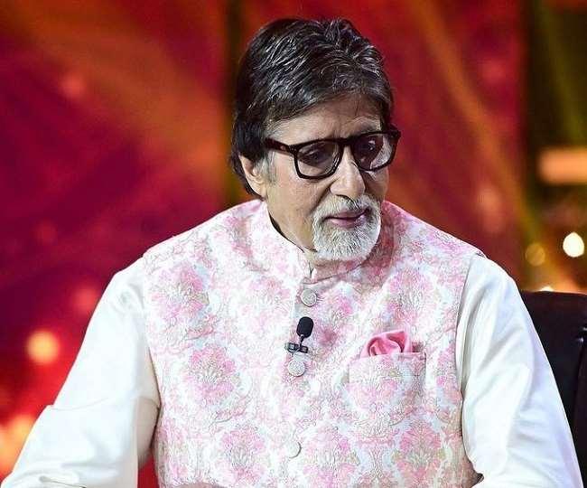 बॉलीवुड अभिनेता अमिताभ बच्चन , Instagram : amitabhbachchan
