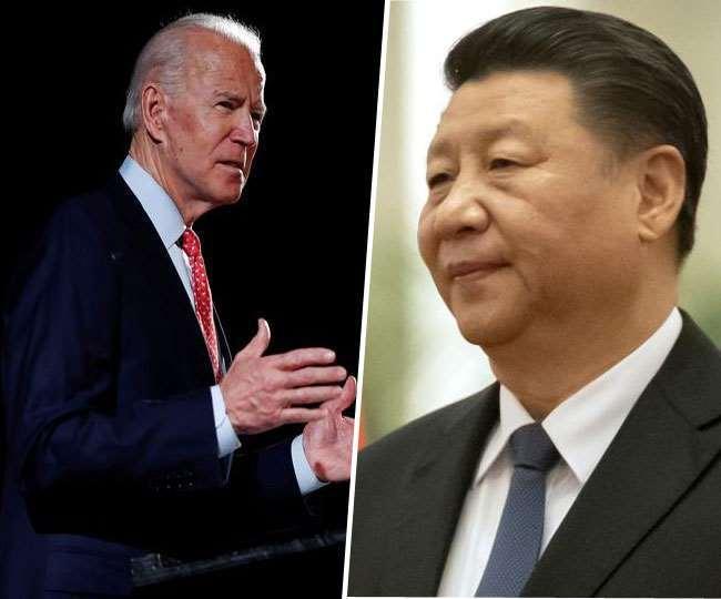 चीन के खिलाफ ट्रंप की नीतियों पर चलते रहेंगे बाइडन।
