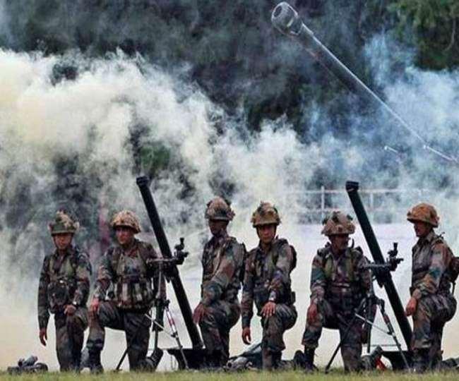 संघर्षविराम की हकीकत: वादे से कई बार मुकर चुका है पाकिस्तान। फाइल फोटो।