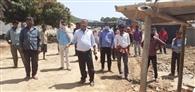निर्माणाधीन इंजीनियरिग कॉलेज में कटिहार के 225 मजदूर फंसे
