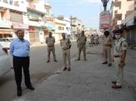 पुलिस ने दिखाई सख्ती, 13 वाहन सीज