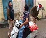 करतारपुर के SHO पुष्पबाली लाइनहाजिर, कर्फ्यू के दौरान लोगों से मारपीट करने पर कार्रवाई