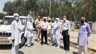 नुकसान भरपाई के लिए किसानों को प्रति एकड़ 10 हजार रुपये मुआवजा दे सरकार