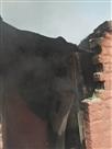 नगूरां पीएसचसी के नए भवन के मीटर रूम में लगी आग, लाखों का नुकसान