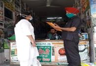कृषि यूनिवर्सिटी की तस्कीद की गई बीज बेचें दुकानदार : एसडीएम