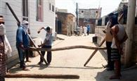 लाडवा में मूवमैंट पास बंद किए, गांव गोबिदगढ़ व बन को किया सील