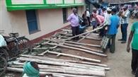 बाजार समिति के नाम पर किसानों से अवैध वसूली
