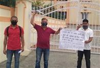 क्वारंटाइन सेंटरों की बदहाली पर भड़के जनसंगठन