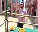 बिहार: क्वारंटाइन सेंटर में 'पेटूराम' 40 रोटी, 80 लिट्टी से भी नहीं भरता पेट, लोग कर रहे त्राहिमाम