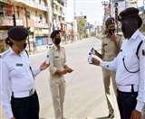 पुलिसकर्मियों को पुरस्कृत करने की योजना, कोरोना काल में आमजन के सहयोगी बने पुलिसकर्मी होंगे सम्मानित