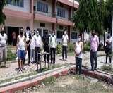 Meerut Quarantine Center: क्वारंटाइन सेंटर में हंगामा, स्टाफ के साथ किया र्दुव्यवहार Meerut News
