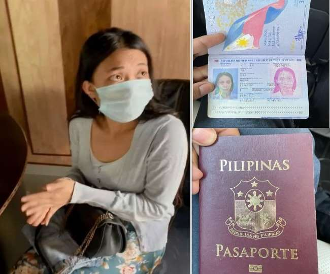 Philippines girl visits India to meet her lover if she falls in love  through Facebook