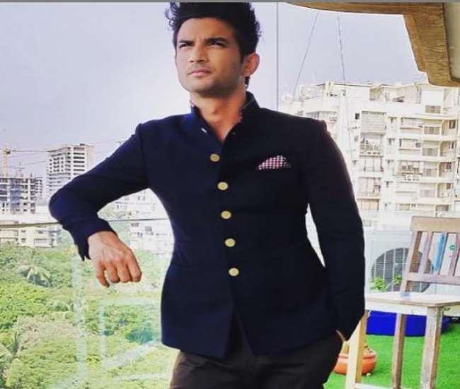 late actor Sushant Singh Rajput. file photo.