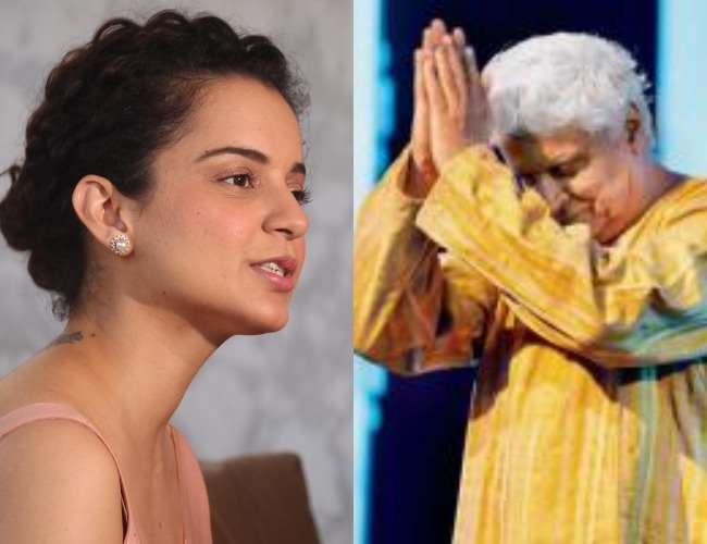 Kangan Ranaut Replies As Javed Akhtar Asks If Sardar Bhagat Singh would  have been around What they would have called him