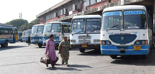 Now the roadways buses started for Alwar after Jaipur passengers will get  relief