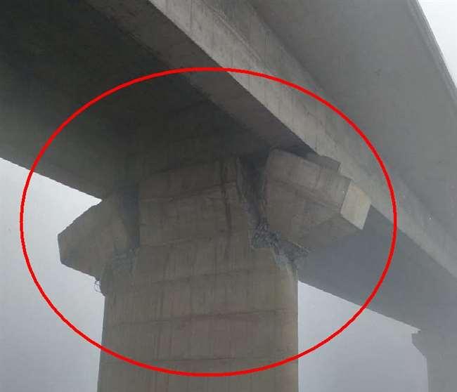 चंदौली में कर्मनाशा नदी का पुल क्षतिग्रस्त होने से बिहार, पश्चिम बंगाल, उड़ीसा और झारखंड से संपर्क कटा