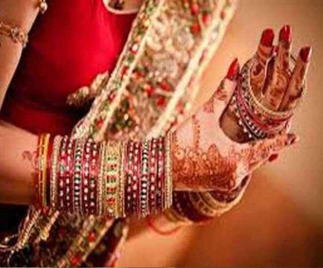 जींद में नाबालिग लड़कियों की नाबालिग लड़कों के साथ शादी हो रही थी।