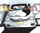 राजस्व खुफिया निदेशालय की टीम बनकर वर्दीधारी जालसाज इनोवा लेकर हुए फरार Pilibhit News
