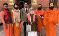 डॉ. राज सिंह निर्मोही अखाड़े के सलाहकार नियुक्त