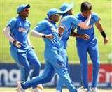 U19 World Cup 2020: भारत और पाकिस्तान के बीच हो सकता है विश्व कप सेमीफाइनल