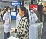 कोरोना वायरस: हवाई अड्डों पर विशेष निगरानी, चीन-नेपाल से आने वाले यात्रियों की जांच के निर्देश