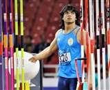 नीरज चोपड़ा ने हासिल किया टोक्यो ओलंपिक कोटा, साउथ अफ्रीका में किया रिकॉर्ड तोड़ प्रदर्शन