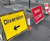 Route Diversion in Delhi: वाहन चालकों के लिए जरूरी खबर, दिल्ली में कई जगह रूट डायवर्जन