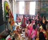 Basant Panchami : श्रद्धा भाव से पूजी जा रहीं विद्या की देवी, कल भी सरस्वती पूजा Jamshedpur News