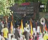 CAA Delhi Protest : पाक-भारत सेना की तुलना कर एक्टिविस्ट तपन बोस ने दिया विवादित बयान