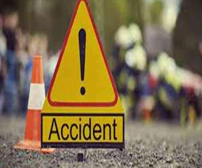 यमुनानगर में सड़क हादसे में दो महिलाओं की मौत।