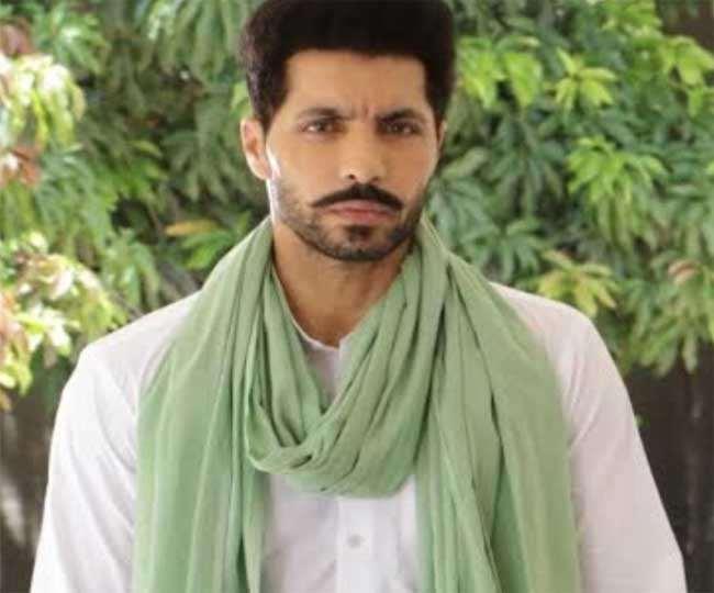 पंजाबी फिल्म एक्टर दीप सिद्धू की फाइल फोटो।