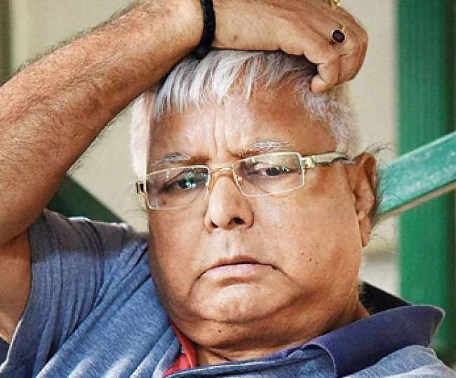 राष्ट्रीय जनता दल के अध्यक्ष व बिहार के पूर्व मुख्यमंत्री लालू प्रसाद यादव की फाइल फोटो।