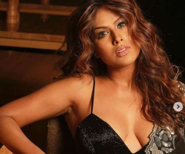 Nia Sharma Latest Bold And Hot Photos In Black Dress Goes Viral On Social Media