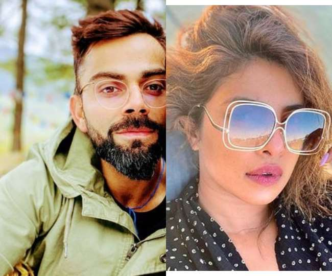 Instagram Rich List 2020 : Virat Kohli And Priyanka Chopra Are Only Indian Celebrity Who Make Position In List