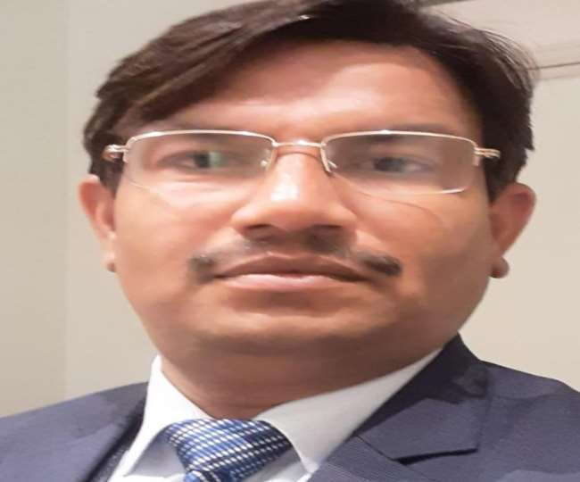 गाजियाबाद के अपर जिला एवं सत्र न्यायाधीश-9 योगेश कुमार की फाइल फोटो।