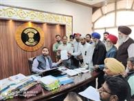 विभिन्न संगठनों ने राष्ट्रपति के नाम भेजा मांगपत्र