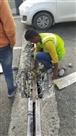 ट्रांसपोर्ट नगर फ्लाईओवर का ज्वाइंट एक्सपेंशन टूटा, लोहे की पत्तियों में नहीं डाली थी रबड़