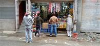 कटड़ा में अब चार दिन बाद खुलेंगी राशन व सब्जी की दुकानें