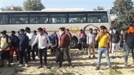 14 दिन तक आइसोलेट रहेंगे दिल्ली से आए लोग