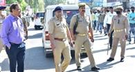 लॉकडाउन: सड़कों पर पसरा सन्नाटा, प्रशासन-पुलिस मुस्तैद