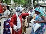 Lockdown in Varanasi अपनी ही नहीं, चिंता सबकी, BHU के दो छात्र कर रहे इंतजाम