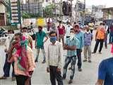 Covid-19, Lockdown Day 6: पश्चिम बंगाल से 168 लोग ट्रक से पहुंचे समस्तीपुर, जानिए इन्होंने क्या कहा...