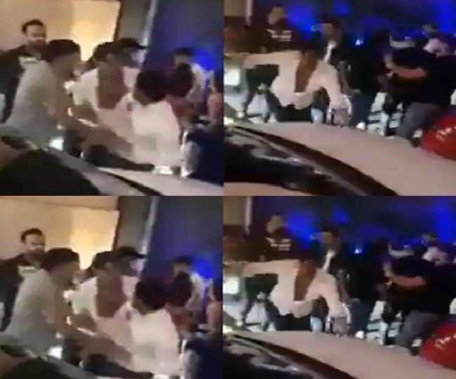 Ajay Devgan: News Video going Viral On Social media, Crowd lynching Actor at Delhi