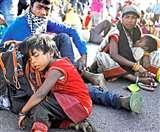 संकट में प्रवासी मजदूर: कभी बेकसी ने मारा...कभी बेबसी ने मारा...पढ़ें मजलूमों की दर्दभरी कहानियां