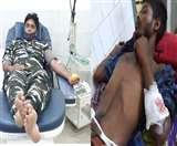 जो उग्रवादी लेना चाहता था जान, अपना खून देकर सीआरपीएफ जवान ने बचाया उसी का जीवन Jamshedpur News