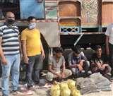 ट्रक की स्टेपनी से निकली सवा क्विंटल अफीम, एक करोड़ रुपये से अधिक है कीमत