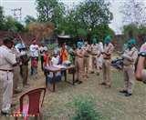 Police Good Work: खाकी की पहल से यादगार बन गया मजदूर के बेटे का जन्मदिन